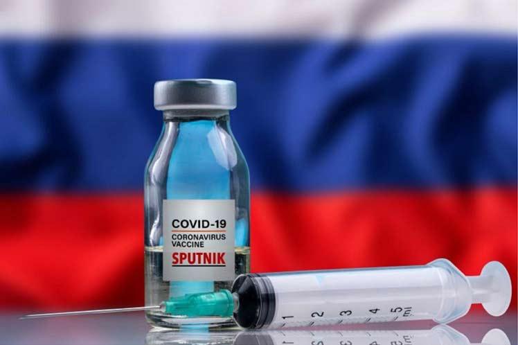 Venezuela has purchased 10 million doses of Russia's Sputnik V Covid-19 vaccine. (Prensa Latina)