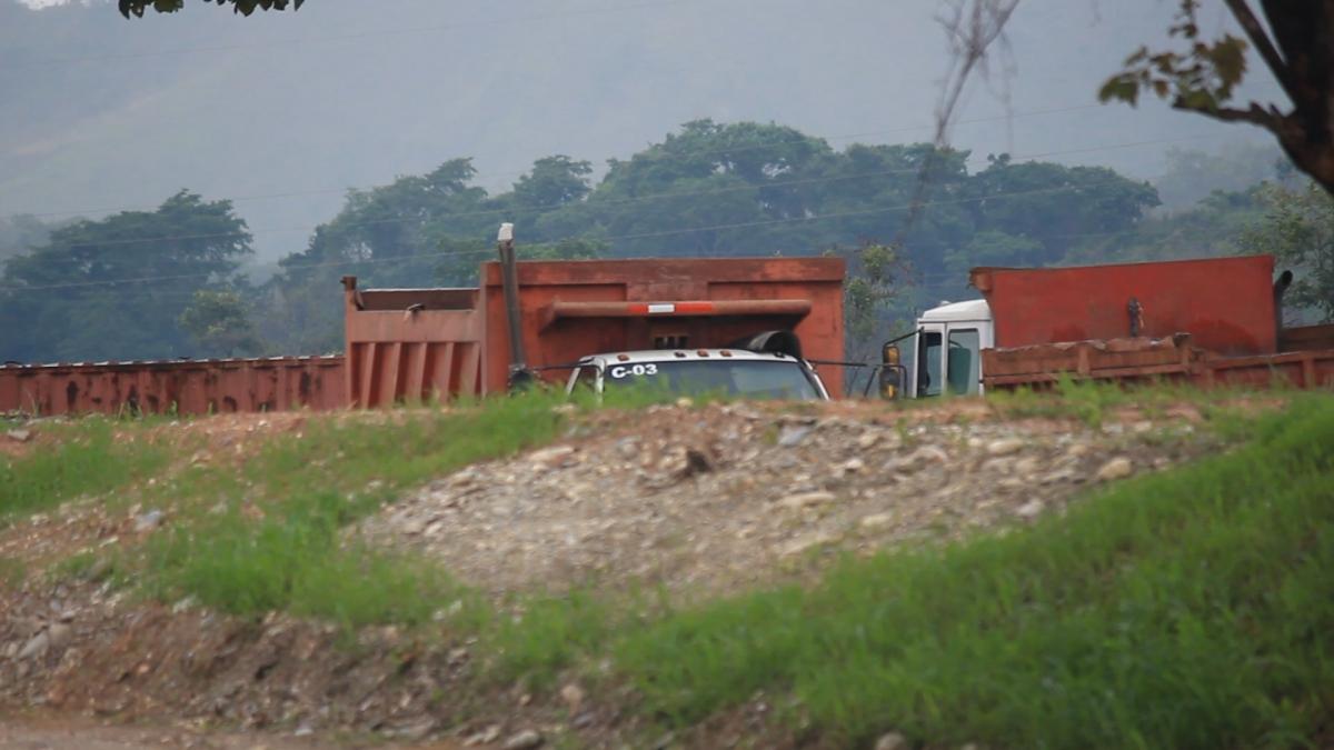 Some of Venezuela's most fertile lands surround Cerro La Vieja and could be endangered by mining explorations (Katrina Kozarek).