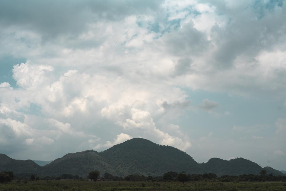 Mining explorations in Cerro la Vieja could endanger agrarian production in the Venezuelan llanos (Marcelo Volpe).