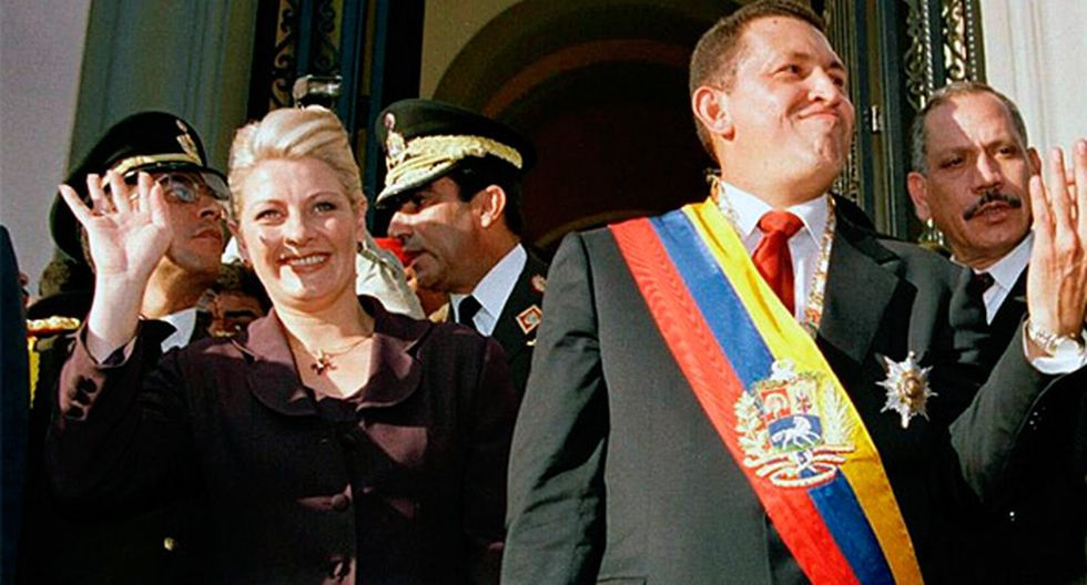 In 1998, Chavez came together as a signifier for a plurality of interests, some of which were antagonistic. (Archive)