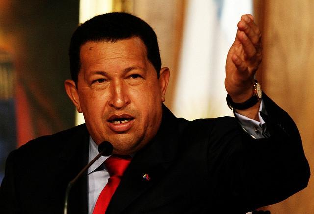 Hugo Chávez swept to power in 1998. (Reference)