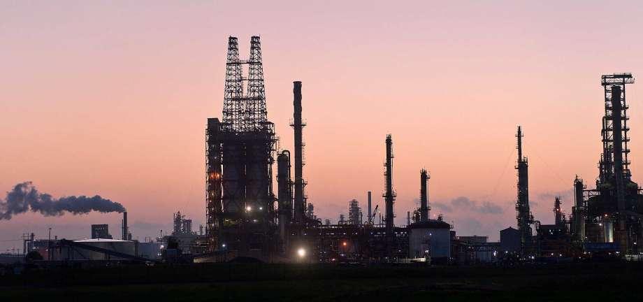 CITGO refinery in Corpus Christi, Texas. (Eddie Seal)