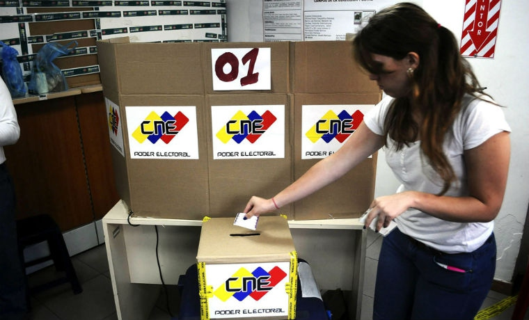 Venezuela's voting system has been repeatedly declared fair and transparent by international accompaniment missions. (ABC)