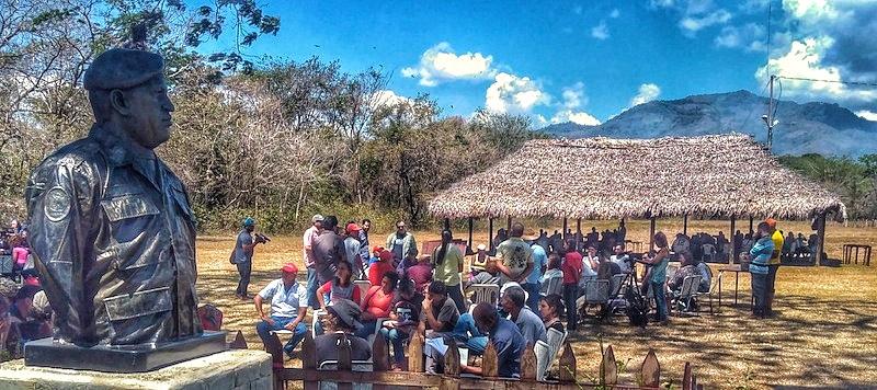 El Maizal Commune in Lara State, Venezuela. (Gerardo Rojas)