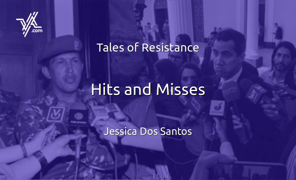 Jessica Dos Santos contrasts the political earthquakes from 30 years ago and those of today. (Venezuelanalysis)