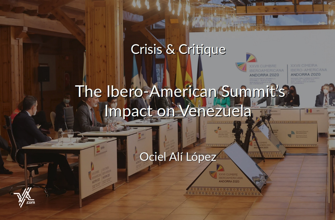 Venezuela's recent participation in the Ibero-American Summit has several implications. Ociel López analyses. (Venezuelanalysis)