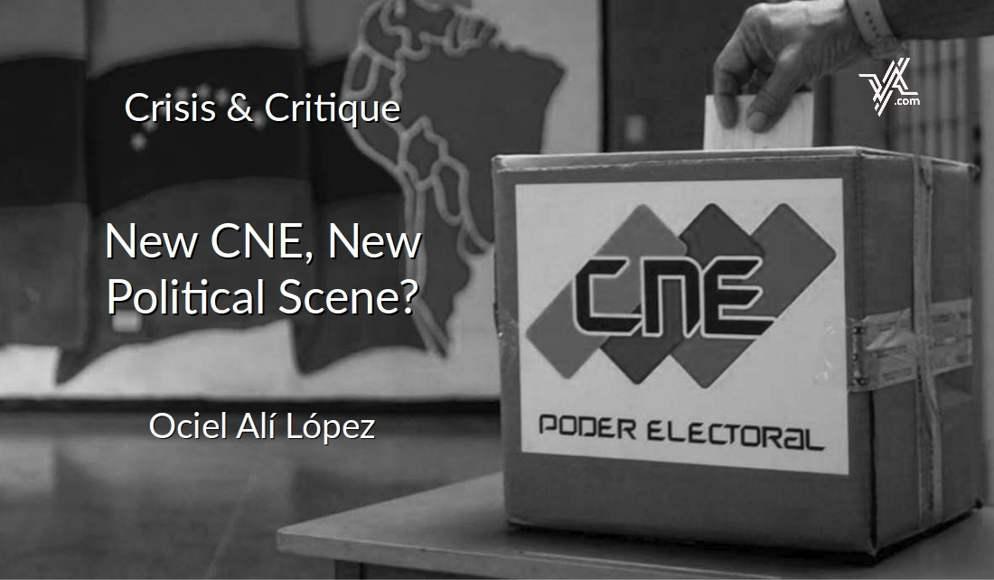 Analyst Ociel López looks at the appointment of electoral authorities and its political implications. (Venezuelanalysis)