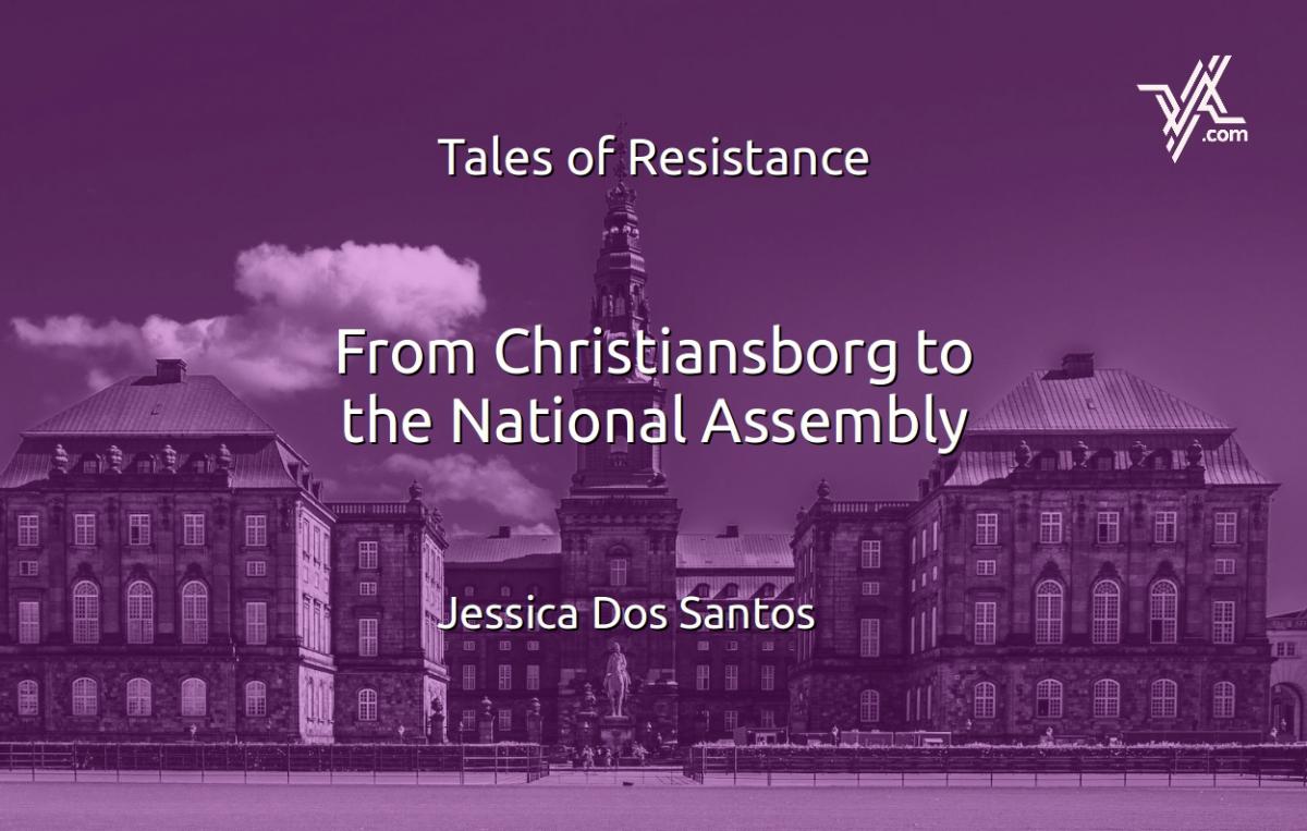 Jessica Dos Santos' latest column goes from Copenhagen to Caracas. (Venezuelanalysis.com)