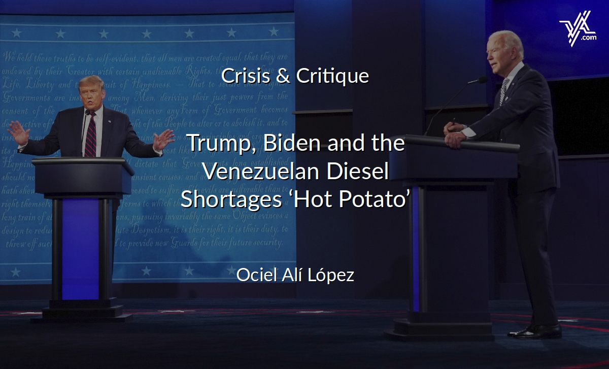 Diesel shortages are hitting home in Venezuela after the US ended a sanctions exemption last year. (Venezuelanalysis)
