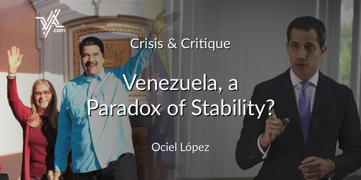 The latest column by Ociel Lopez looks back at a busy 2019 in Venezuela. (Venezuelanalysis)