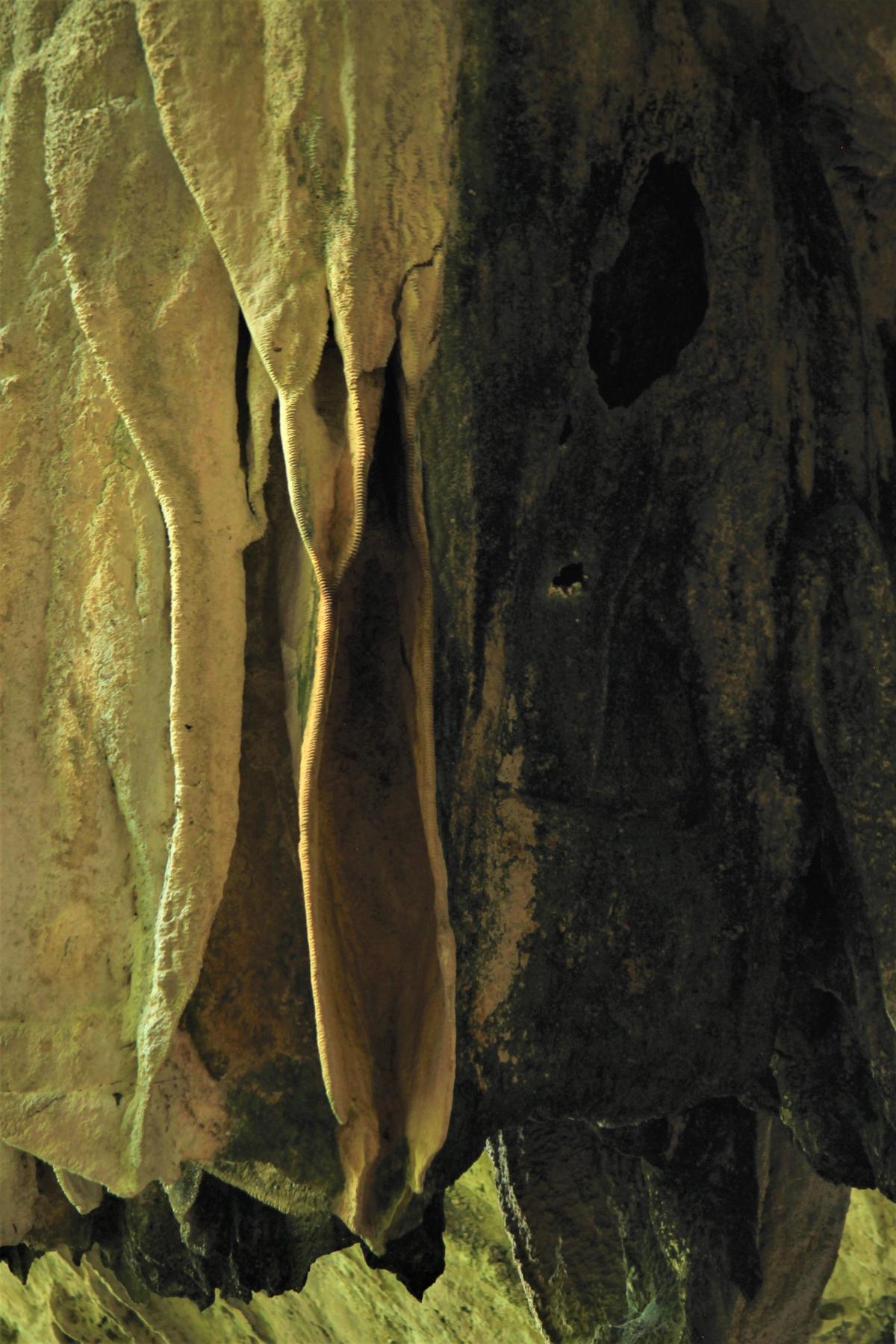 Many beautiful caves and rock formations are found in Cerro La Vieja (Katrina Kozarek).