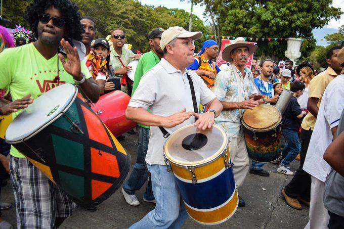 Vargas carnival festivities