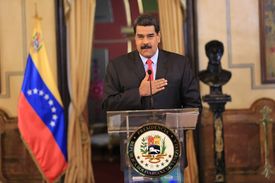 Venezuelan President Nicolas Maduro told journalists he would honor the terms of the agreement negotiated with the opposition, despite the latter's refusal to sign the final document