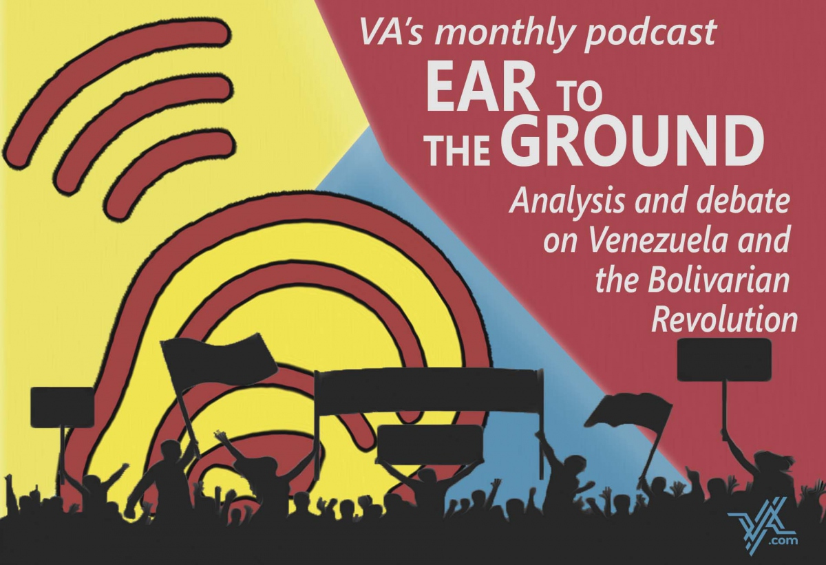 VA Podcast Ear To The Ground (Katrina Kozarek)