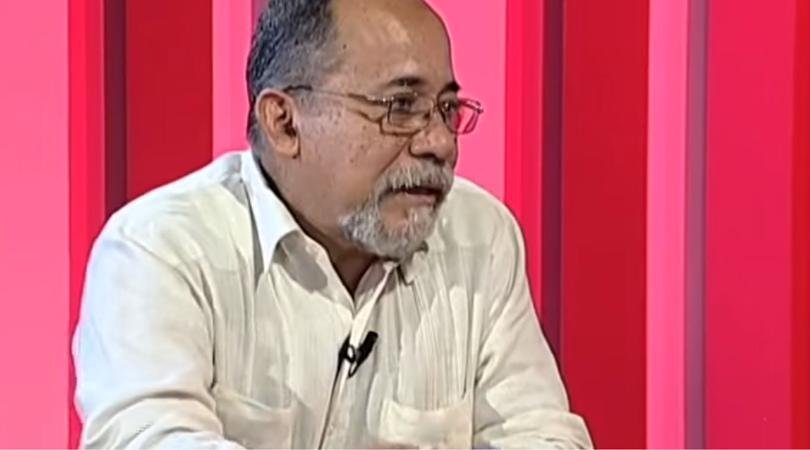 Amilcar Figueroa. (Archive)