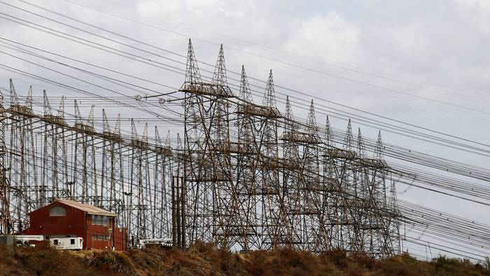 Venezuela's electrical grid has reportedly suffered cyber, electromagnetic and physical attacks since 2019, with authorities pointing the finger at the US. (Jorge Silva / Reuters)