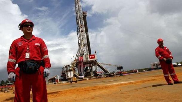 Venezuelan oil field (Escambray)