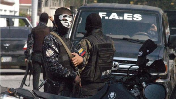 "The FAES Special Forces should be ""restructured,"" according to Attorney General Tarek William Saab. (ABC)"