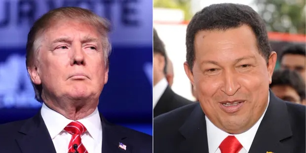The Guardian's Rory Carroll has repeatedly touted the (dishonest) Trump-Chávez comparison. (Archive)