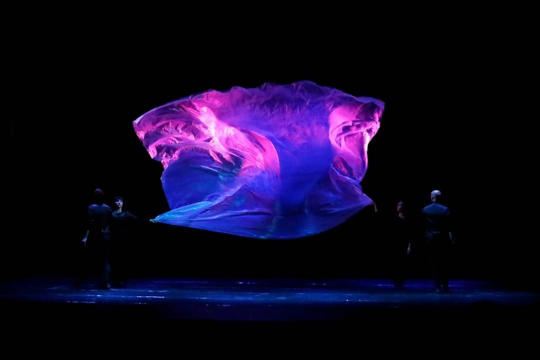 The audience at the closing act of the festival in the Municipal Theatre was awestruck at the performance of Pareidolia from Chilean troupe La Llave Maestra. The show depicts a fantastic world where everything takes on life. (Culture Ministry and Fundarte)