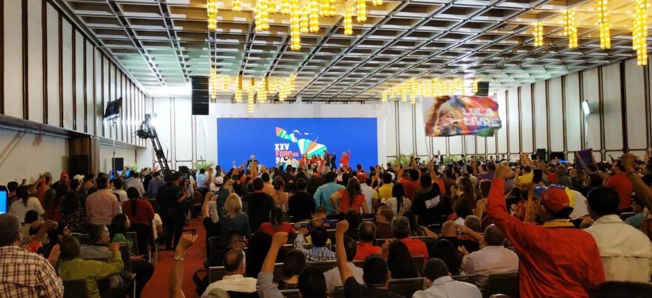 The Sao Paulo Forum was held in Caracas from July 25-28. (Sao Paulo Forum)