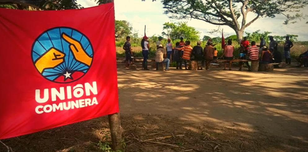 A Communard Union Meeting in Galapaguito, Portuguesa state. (@UnionComunera)
