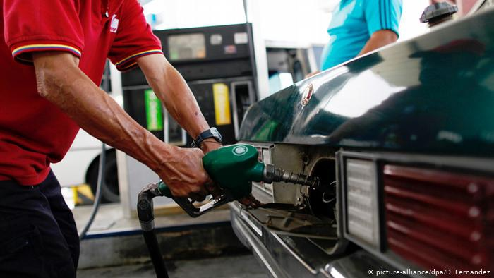 Venezuela has seen nationwide gasoline shortages in recent weeks. (D.Fernandez)