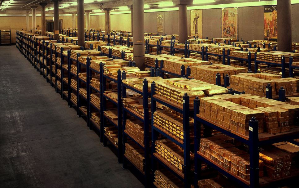 The Bank of England has refused to repatriate Venezuelan gold since 2018. (Caters News Agency)