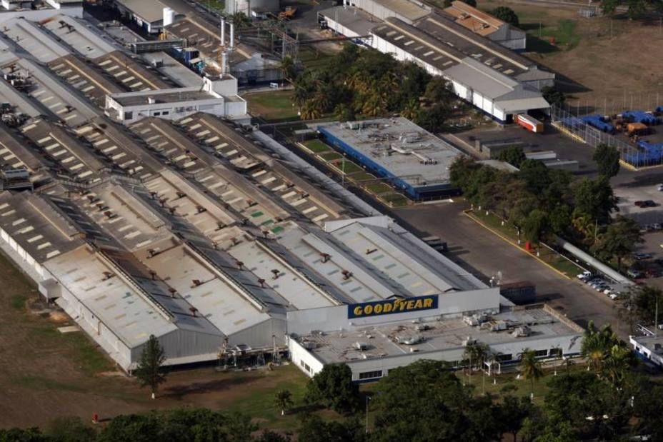 US-based Goodyear is shutting down its plant in Valencia, Carabobo State. (Archive)