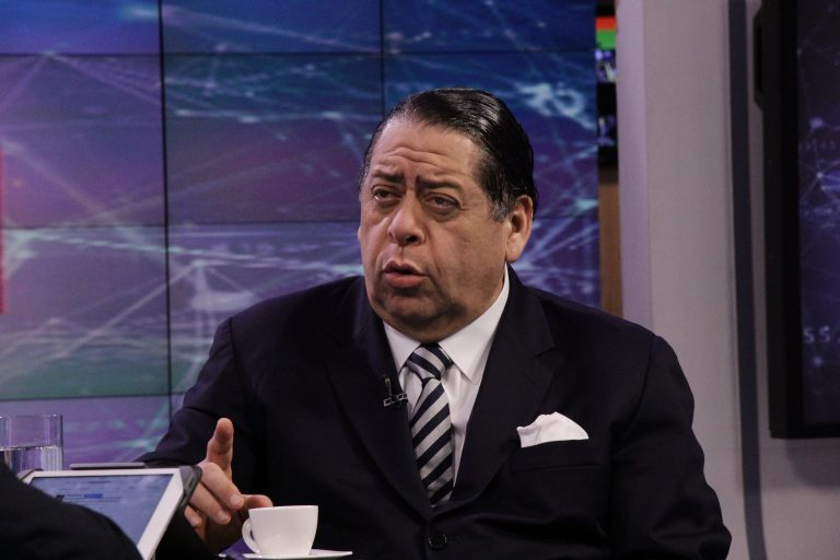 ANC delegate Hermann Escarra
