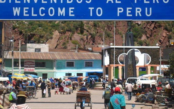 The Peruvian-Ecuadorian border has been inundated with Venezuelan migrants in recent months