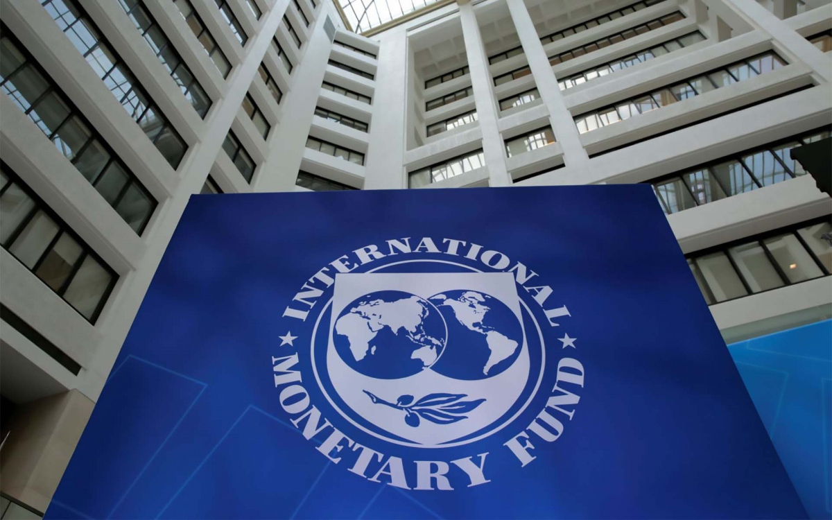 The IMF rejected a Venezuela emergency appeal for funds to face the coronavirus healthcare crisis. (IMF)
