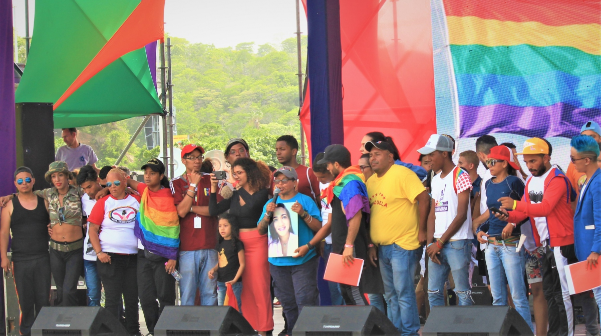 The Pride March organizers expressed that this years demands include gender identity rights, parental rights for same sex couples and inclusion in social programs and policies.