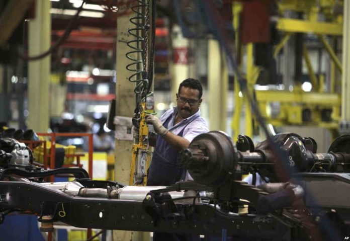 Venezuela's industrial output has been severely reduced in recent years. (CONINDUSTRIA)