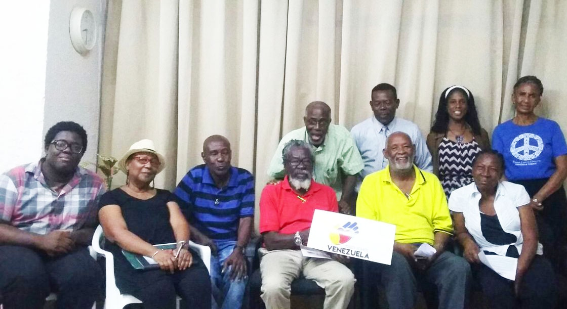 Jamaica: Solidarity Groups And Friends Of Venezuela Support the Bolivarian Revolution