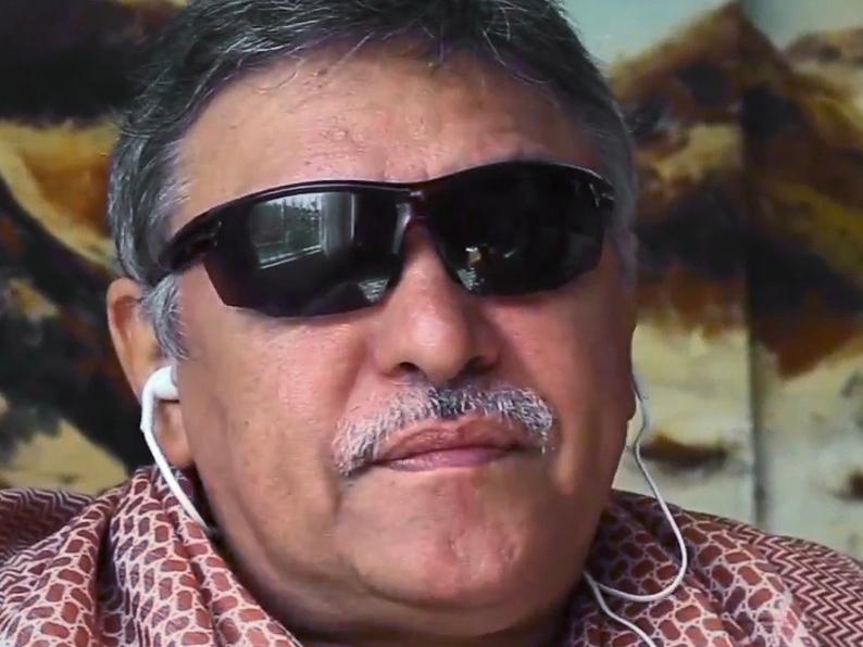 FARC Leader Jesús Santrich