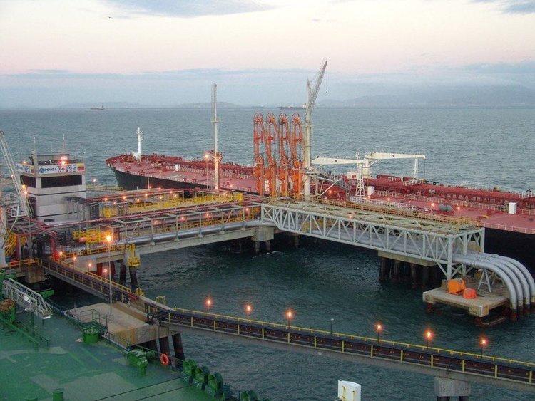 PDVSA's Jose oil terminal in Anzoategui State. (Archive)