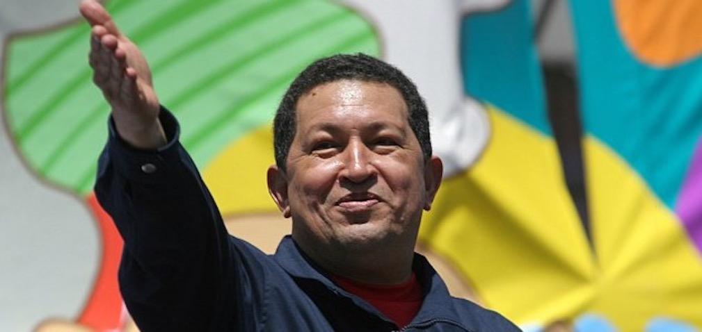 Hugo Chávez (Archive)