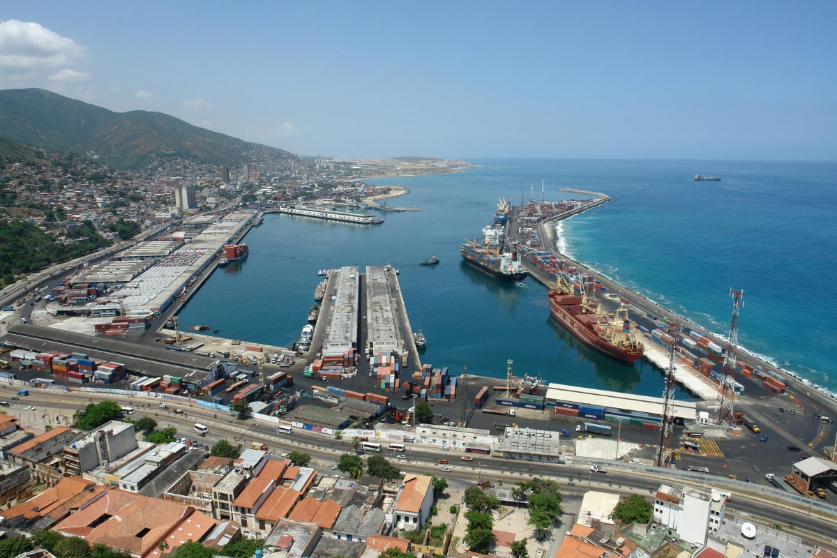 Venezuela's La Guaira port is one of the Special Economic Zone candidates under the new proposed law. (Archive)