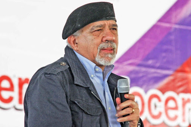 Historic Chavista militant Carlos Lanz has been missing since August 2020. (Archive)