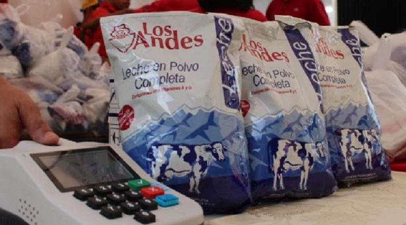 Venezuela's Attorney General said the probe into Lácteos Los Andes' corruption plot was still ongoing and more arrests could follow. (VTV)
