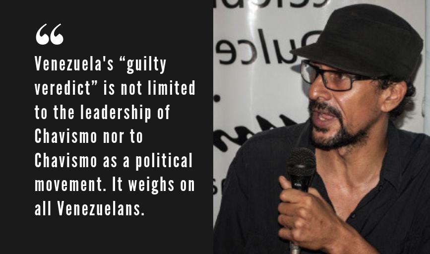 Lenin Brea (Venezuelanalysis)
