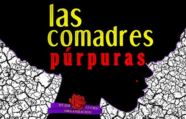 The Comadres Púrpuras are a Venezuelan feminist collective. (Archive)