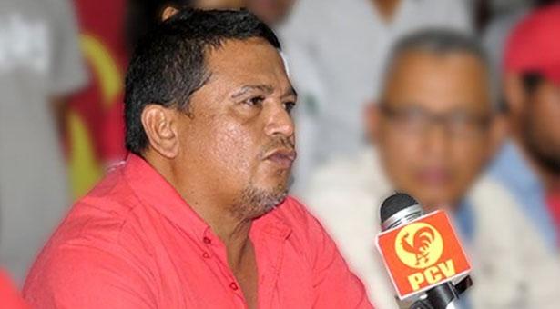 Campesino leader Luis Fajardo was murdered in Merida State in 2018. (PCV Press)