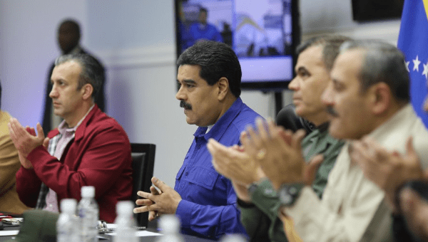 President Nicolas Maduro has welcomed the new round of talks with the MUD, which will take place on September 27. (AVN)