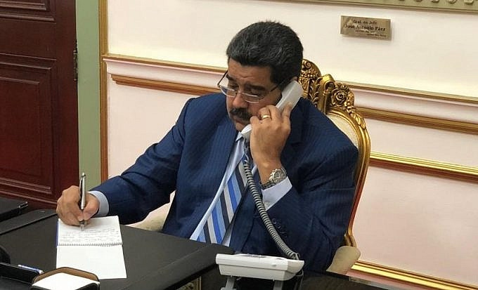 "Maduro pardoned crimes commited by opposition figures to promote ""reconciliation"""