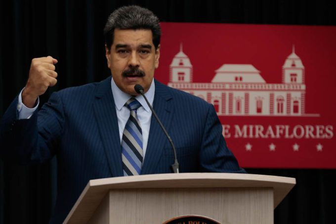 Maduro made the announcements during a press conference on Wednesday, December 12. (Presidential Press)
