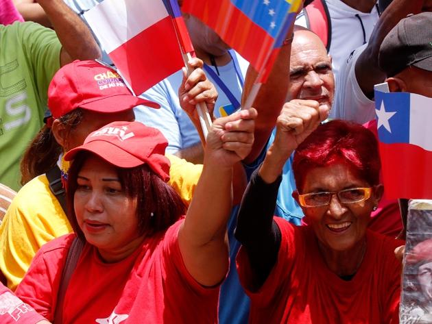 Caracas March