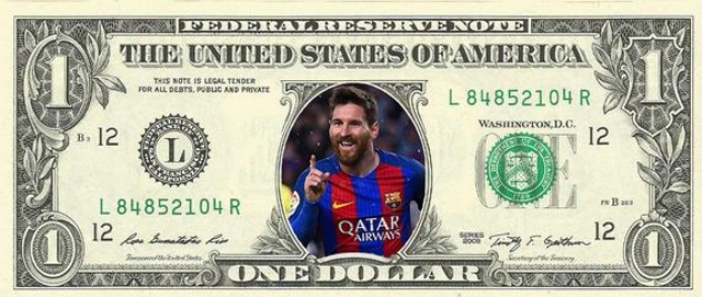 With the release clause of Argentinean football player Lionel Messi's contract, Barcelona FC could dollarize the entire Venezuelan economy and it would still have about US $200 million left in the bank, argues Venezuelan economist Luis Salas. (Archive)