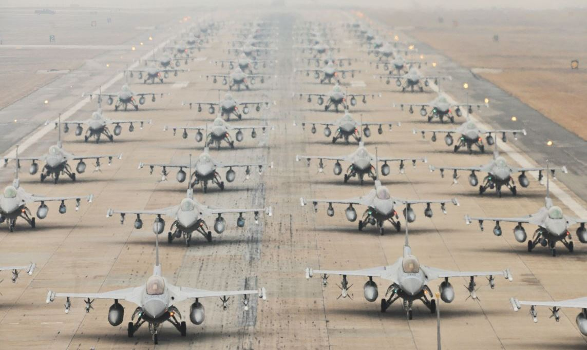 The US military-industrial complex. (Archive)